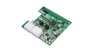 MDB Pi Hat Plus by Qiba