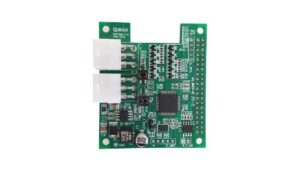 MDB Pi Hat Plus by Qiba - Top View
