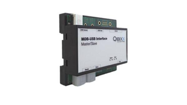 MDB-USB Interface by Qiba - Side View