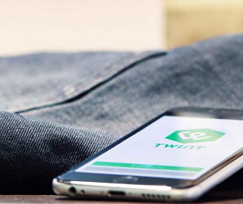 Twint App Retail